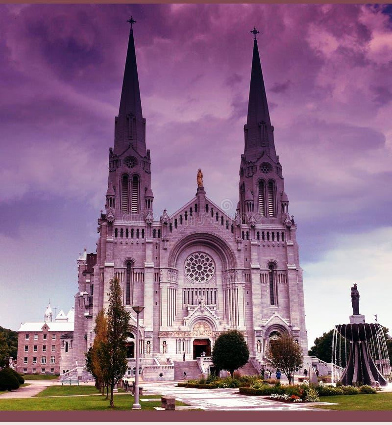 Sainte Anne De beaupré obrazy royalty free