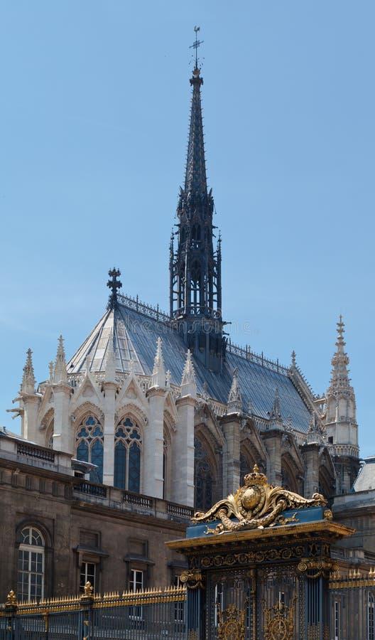 Free Sainte Chapelle Church Paris Stock Image - 21606471