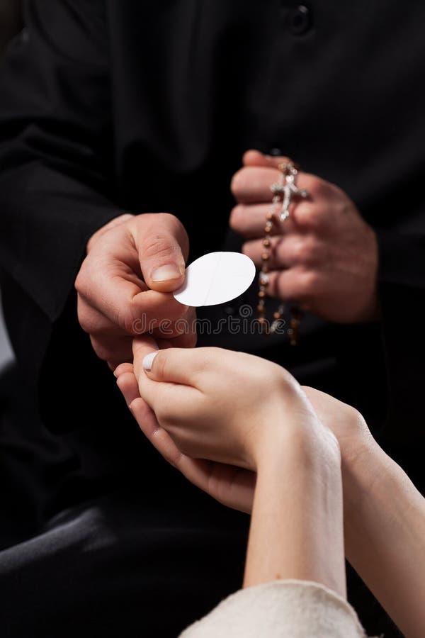 Sainte communion images libres de droits