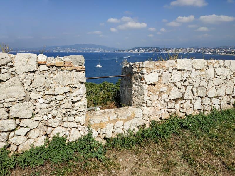 Sainte-marguerite des prés royale de fort images stock