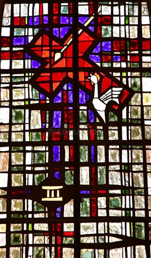 Sainte Marie de Re, Frankrike - september 25 2016: Notre Dame chur arkivfoton