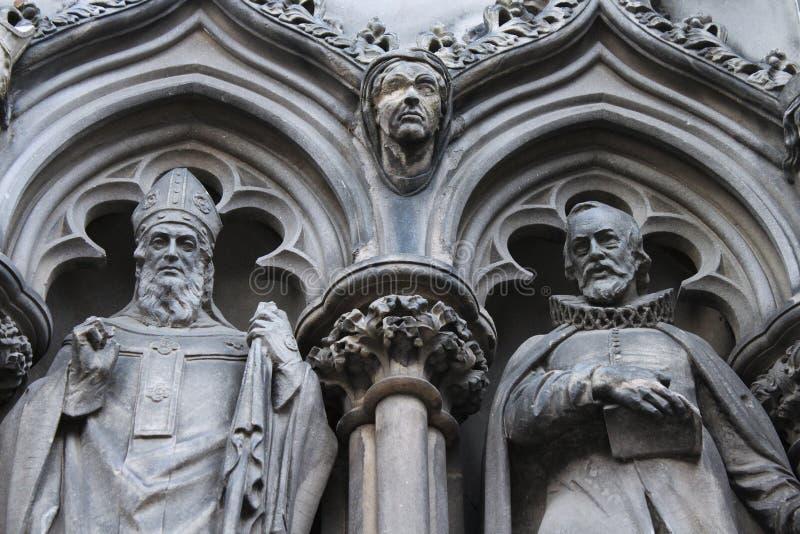 saints стоковая фотография