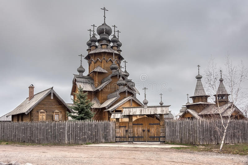 Download Saints Monastery Svyatogorskaya Laurels Stock Image - Image: 36602595