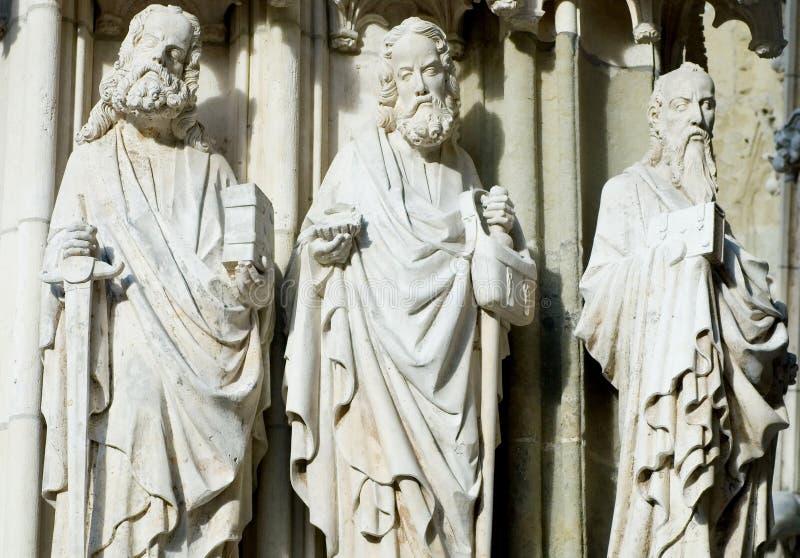 saints tre royaltyfri fotografi