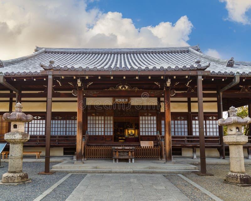 Saisho-en, en el templo de Byodpin en Kyoto imagenes de archivo