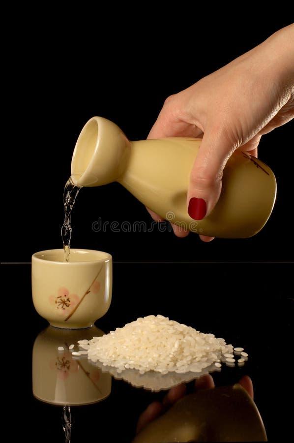Free Sake Stock Image - 18279351
