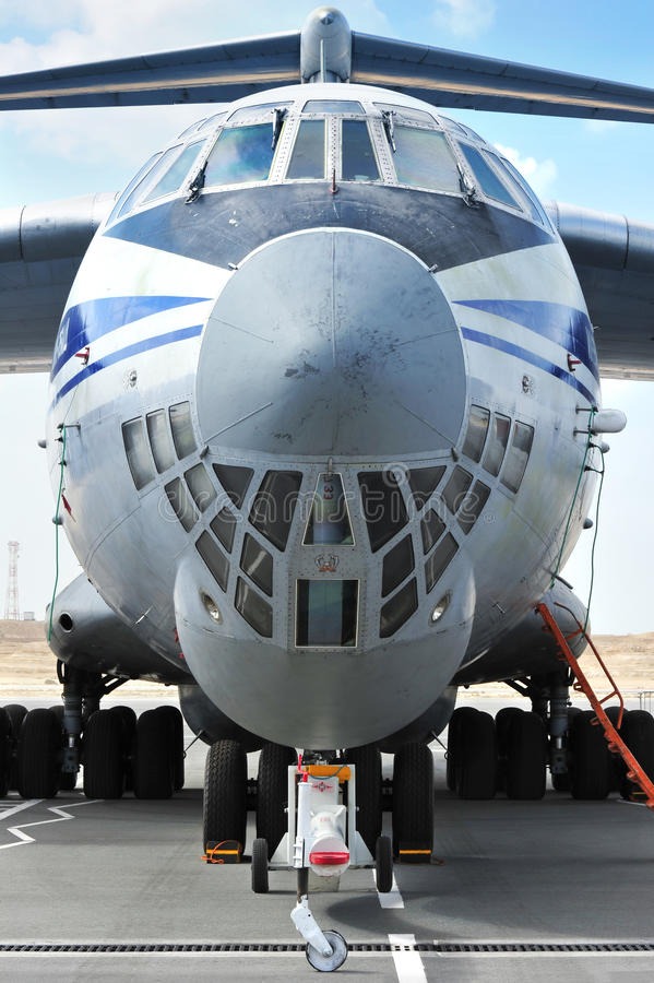 Download SAKHIR, KINGDOM OF BAHRAIN JANUARY 21: Tupolev TU- Editorial Stock Image - Image: 25826524