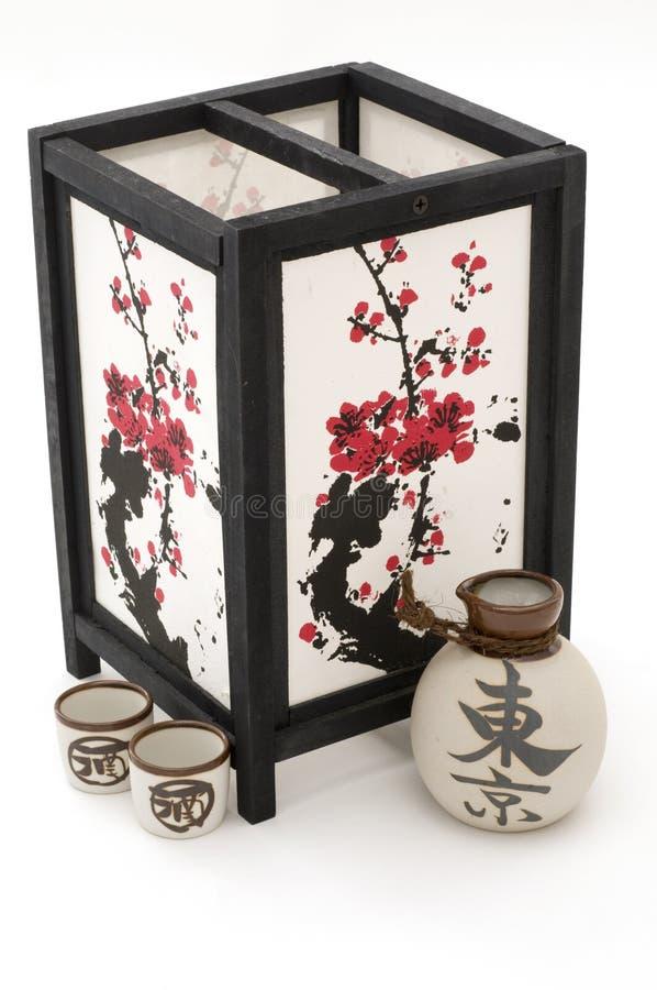 saki φαναριών εμπορευματοκ&iot στοκ φωτογραφία με δικαίωμα ελεύθερης χρήσης