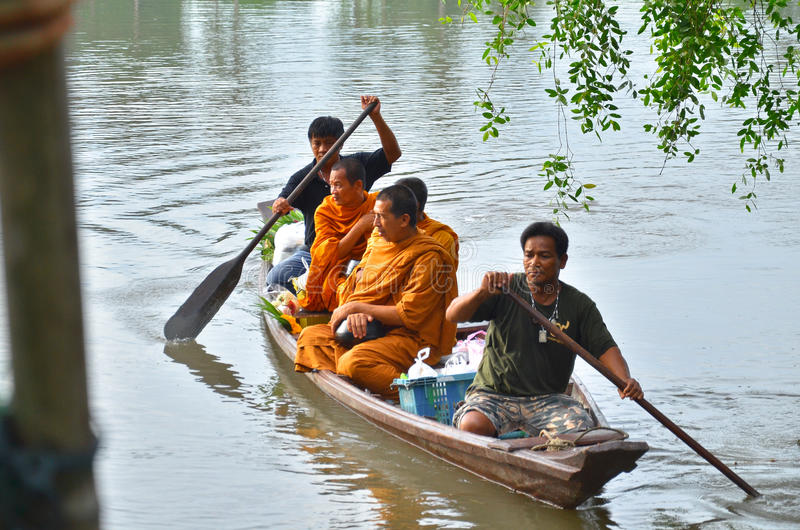 Sakonnakhon THAILAND stockfotografie