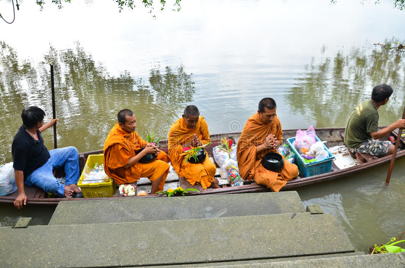 Sakonnakhon THAILAND stockfoto