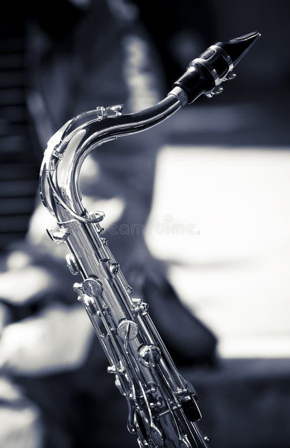 saksofon obrazy royalty free
