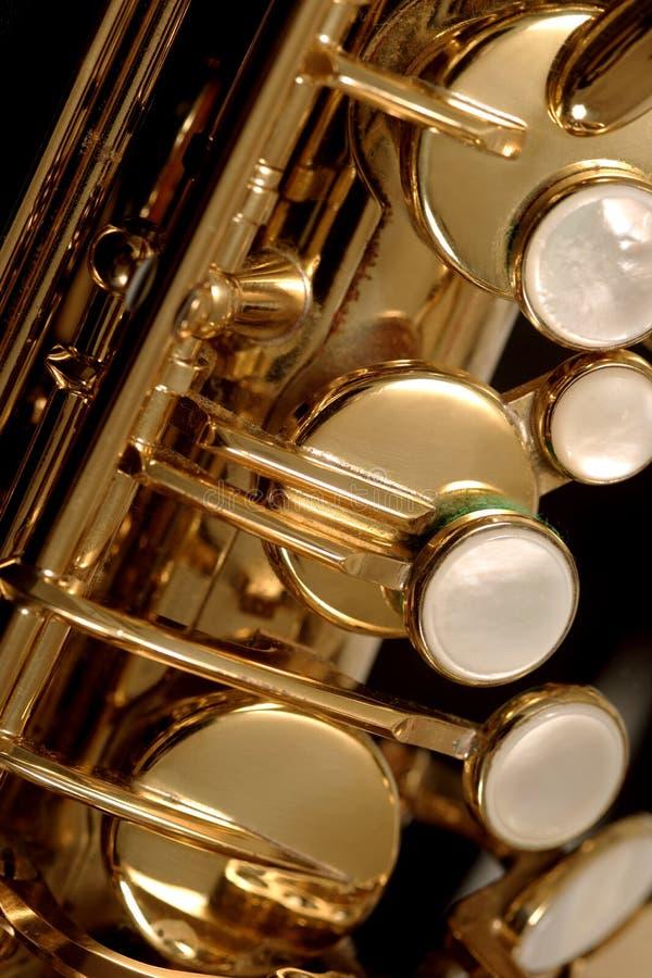 saksofon szczególne zdjęcia stock