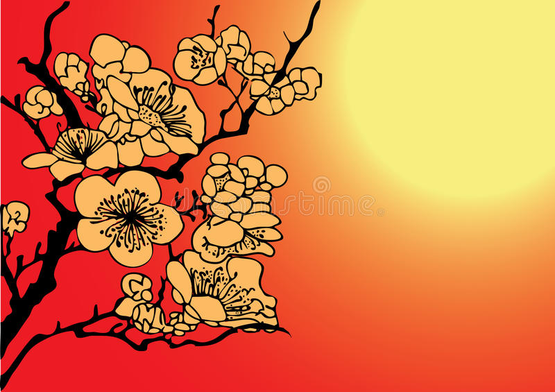 sakura ελεύθερη απεικόνιση δικαιώματος