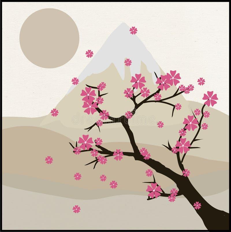 Sakura royalty-vrije stock foto's