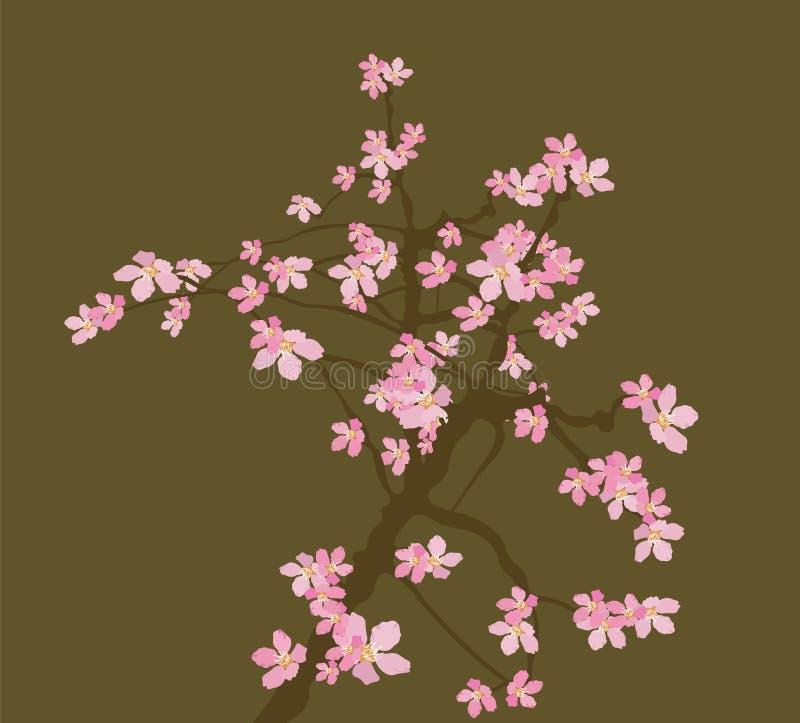 Sakura vektor abbildung