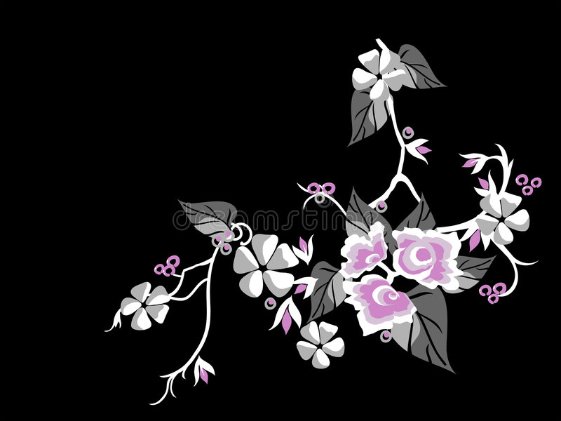 Download Sakura blossom stock vector. Image of flowers, illustration - 2311922