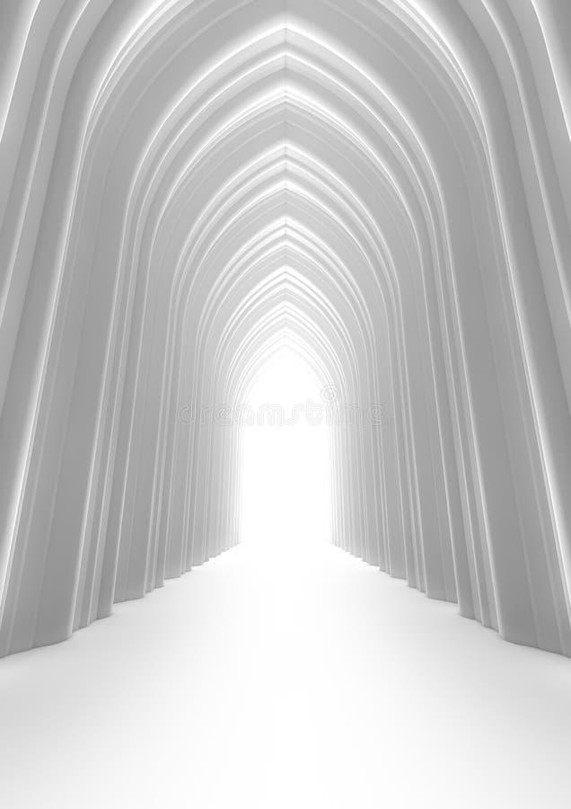 Salão da luz imagens de stock royalty free
