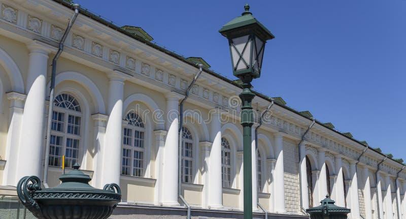 Salão de exposição central Manege de Manege em Moscou R?ssia foto de stock royalty free