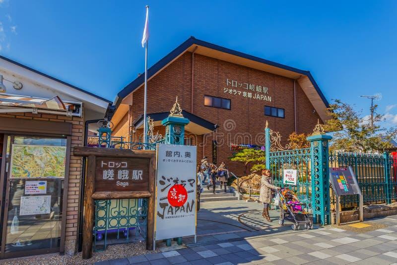 Salão do século XIX em Kyoto fotos de stock