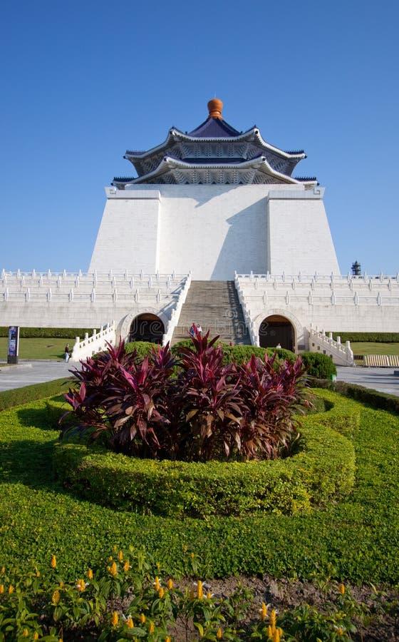 Salão memorável de Formosa fotografia de stock
