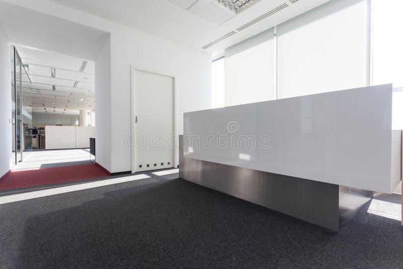 Salão no escritório imagens de stock royalty free