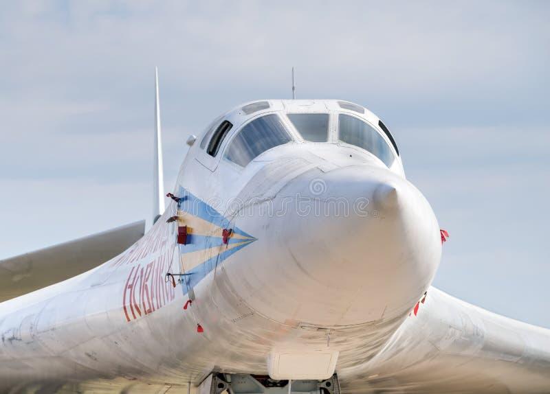 Salón aeroespacial internacional MAKS-2015 foto de archivo