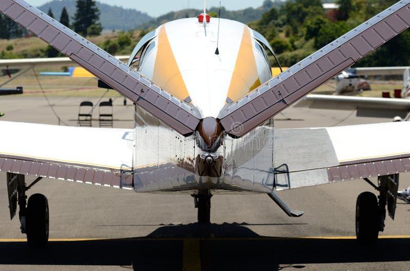 Salón aeronáutico imágenes de archivo libres de regalías