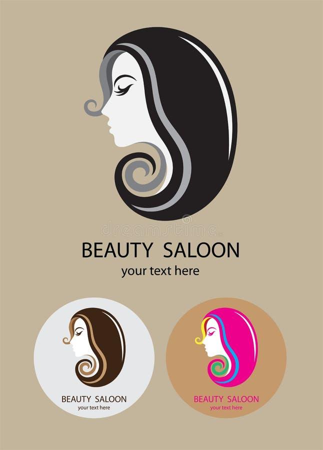 Salón de la belleza libre illustration