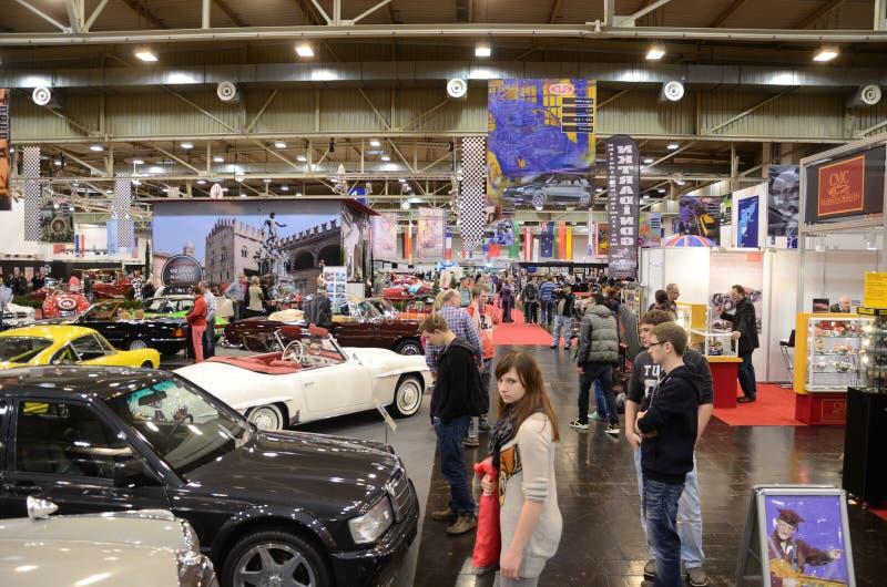 Salón del automóvil 2013 de Essen imágenes de archivo libres de regalías