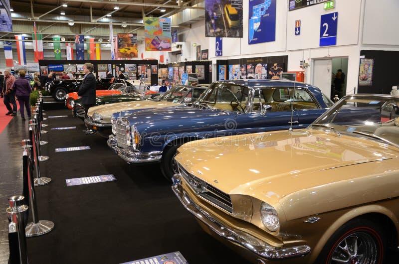 Salón del automóvil 2013 de Essen fotos de archivo libres de regalías