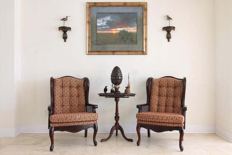Salón formal - 1 foto de archivo. Imagen de suelo, muebles - 21628070