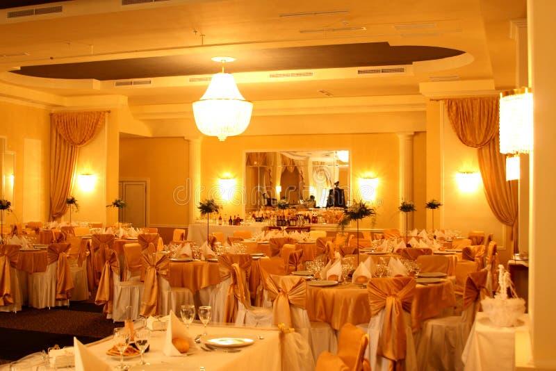 sala balowa zdjęcie royalty free