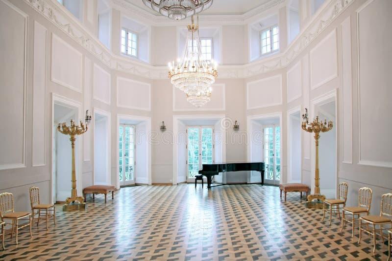 sala balowej stara szkoła fotografia royalty free