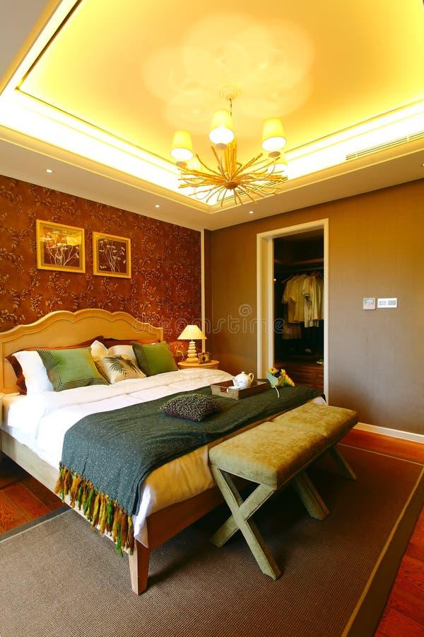 Sala da cama foto de stock royalty free