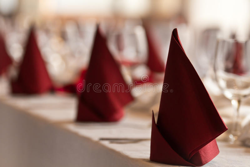 Sala da pranzo in albergo di lusso fotografia stock libera da diritti