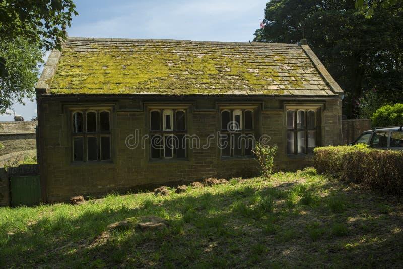 Sala de aula de Haworth foto de stock royalty free