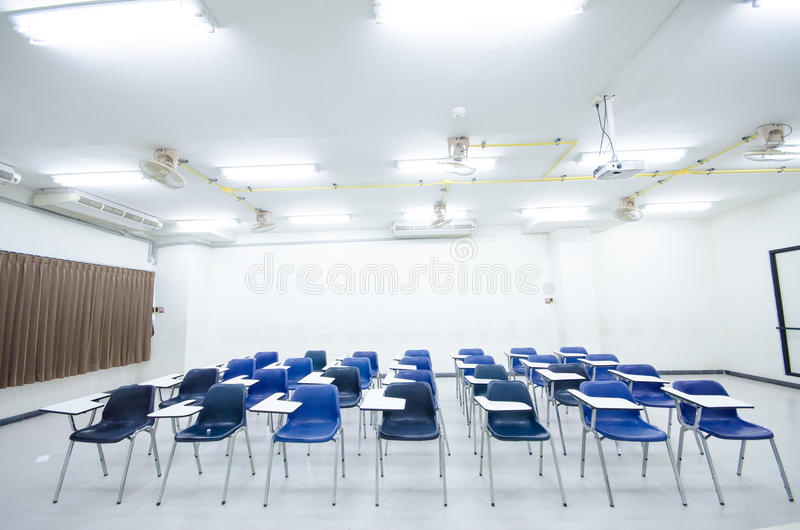 Sala de clase imagen de archivo