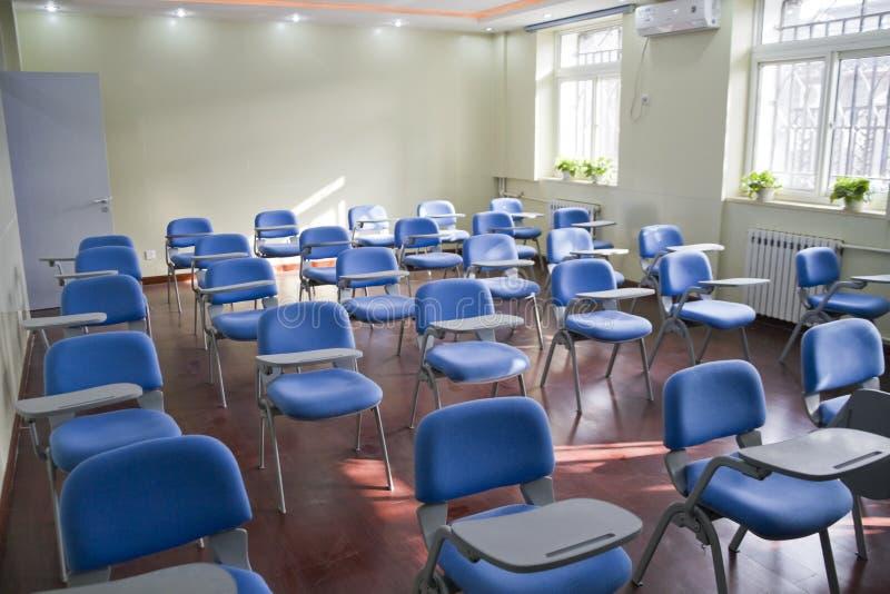 Sala de clase de la escuela primaria imágenes de archivo libres de regalías