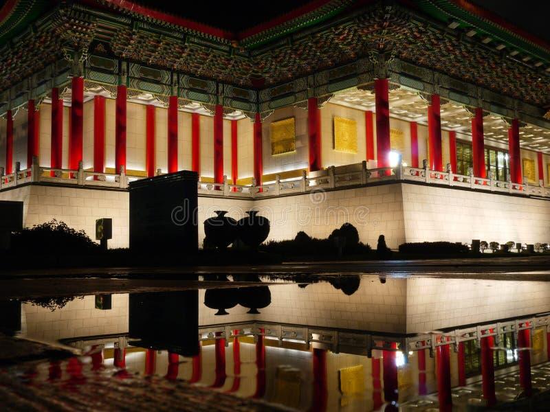 Sala de conciertos del teatro nacional fotos de archivo libres de regalías