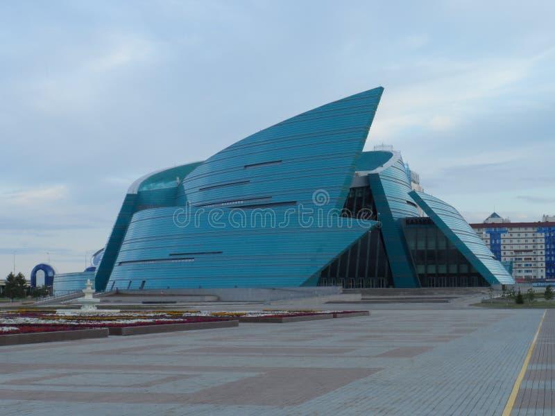 Sala de conciertos Kazajistán imágenes de archivo libres de regalías