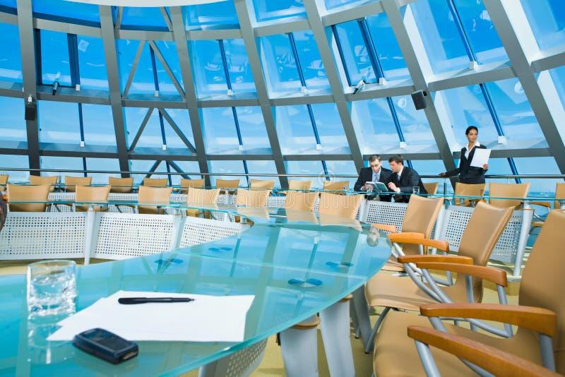 Sala de conferências foto de stock royalty free