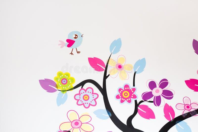 Sala de crianças ilustração royalty free