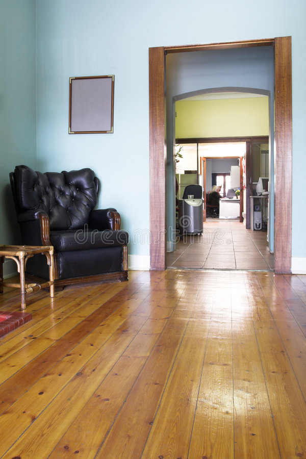 Sala de espera #2 foto de archivo libre de regalías