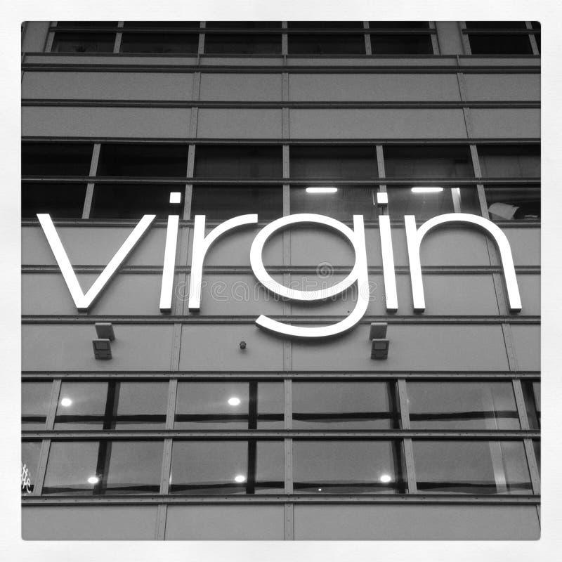 Sala de espera do Virgin imagens de stock