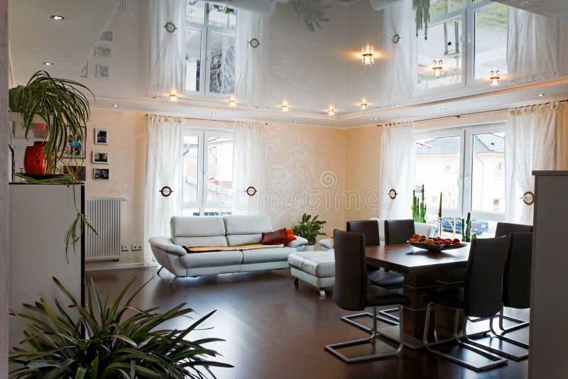 Sala de estar. imagen de archivo