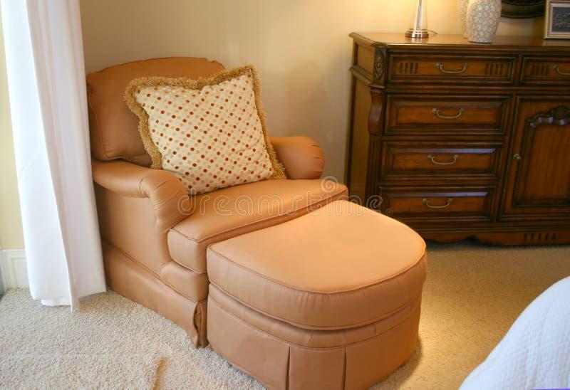 Sala de estar do Chaise imagens de stock royalty free