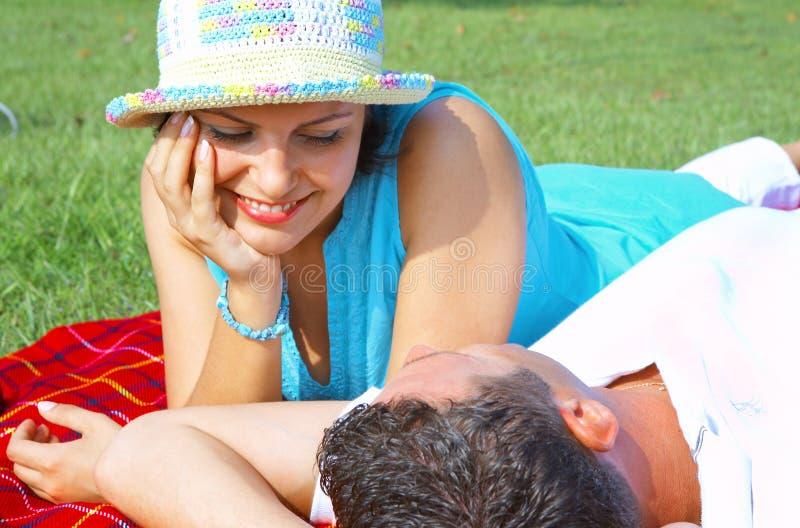 Sala de estar do verão imagens de stock royalty free