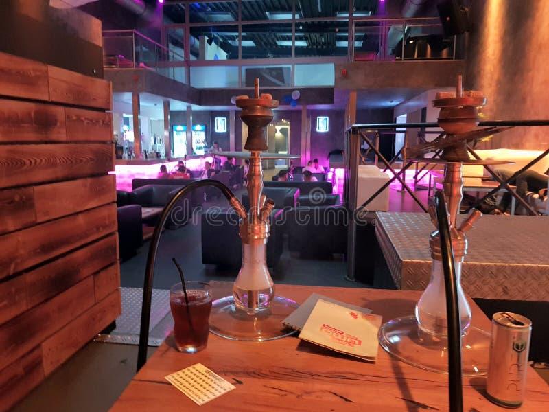 Sala de estar de Phoenix & clube Gummersbach imagem de stock