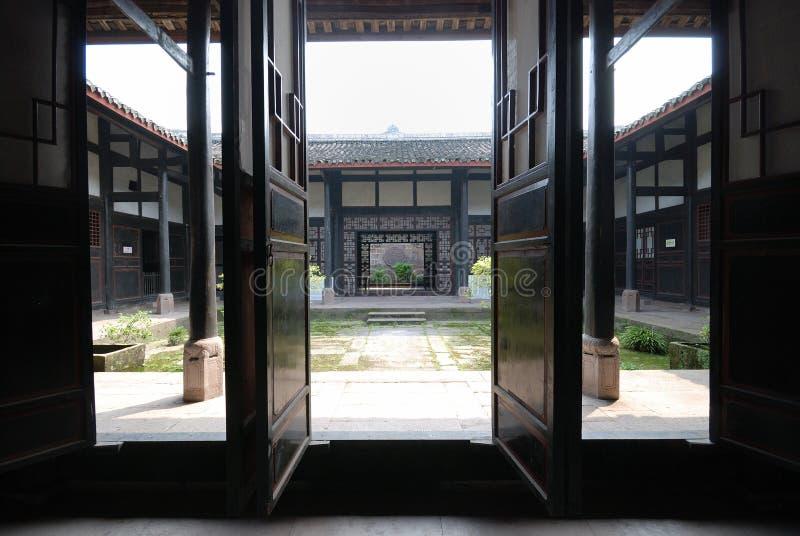 Download Sala De Estar Tradicional China Foto de archivo - Imagen de historia, tradicional: 7281592