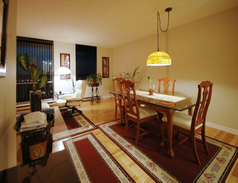 Download Sala de jantar foto de stock. Imagem de vendido, furniture - 542746